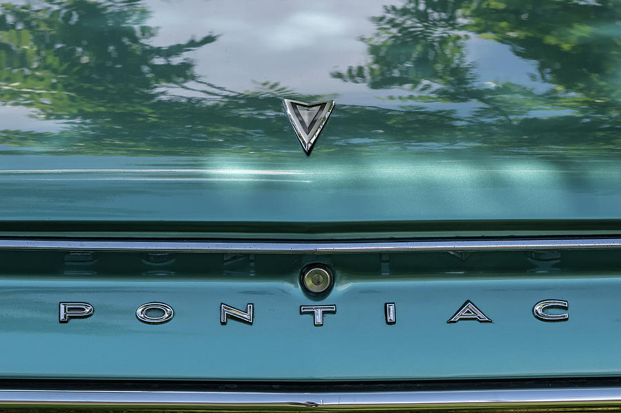 Pontiac by Jim Shackett