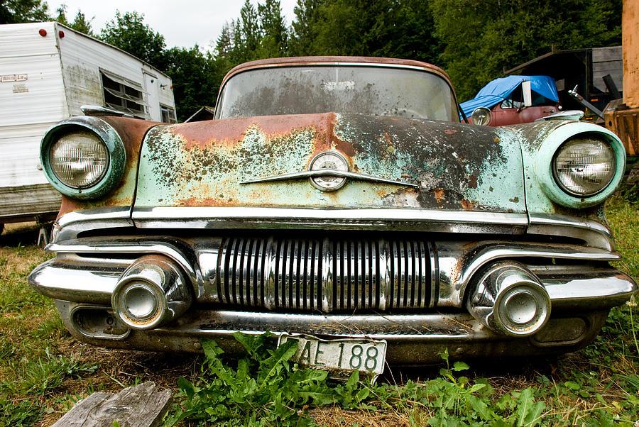 Pontiac Photograph - Pontiac Smile by Jennifer  Owen