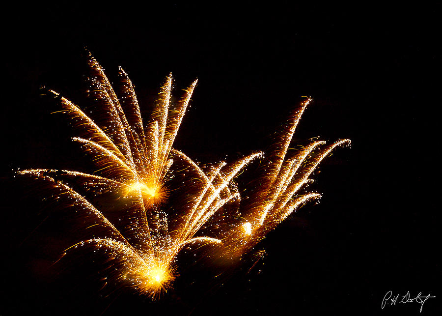 July 4th Photograph - Poof by Phill Doherty