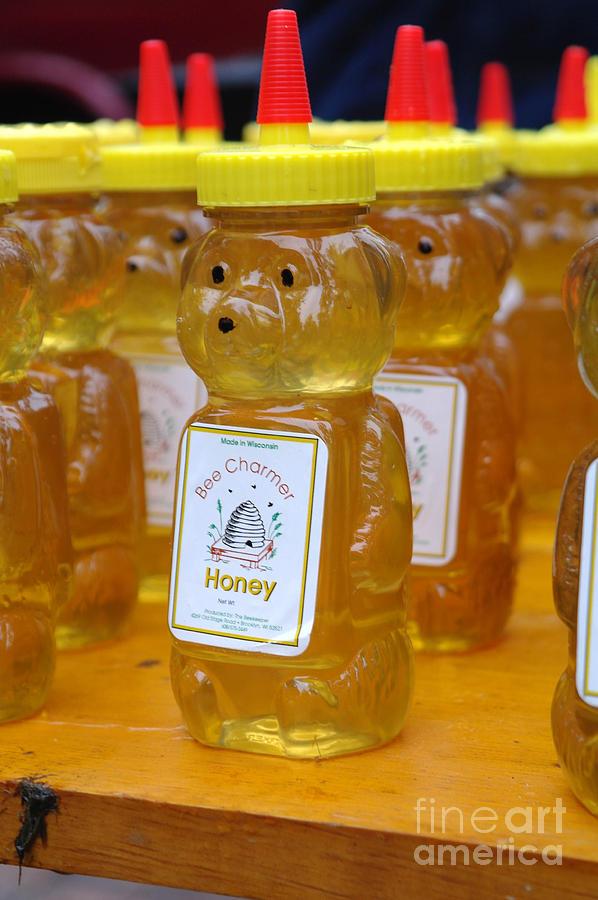Market Day Photograph - Pooh Honey by David Bearden