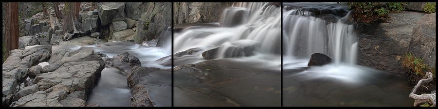 Waterfall Photograph - Pool Of Dreams by Brad Scott