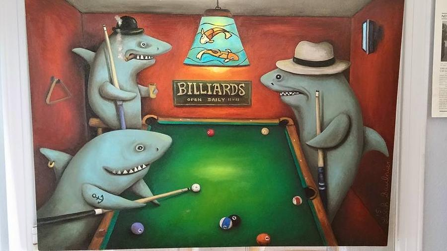 Image result for pool sharks