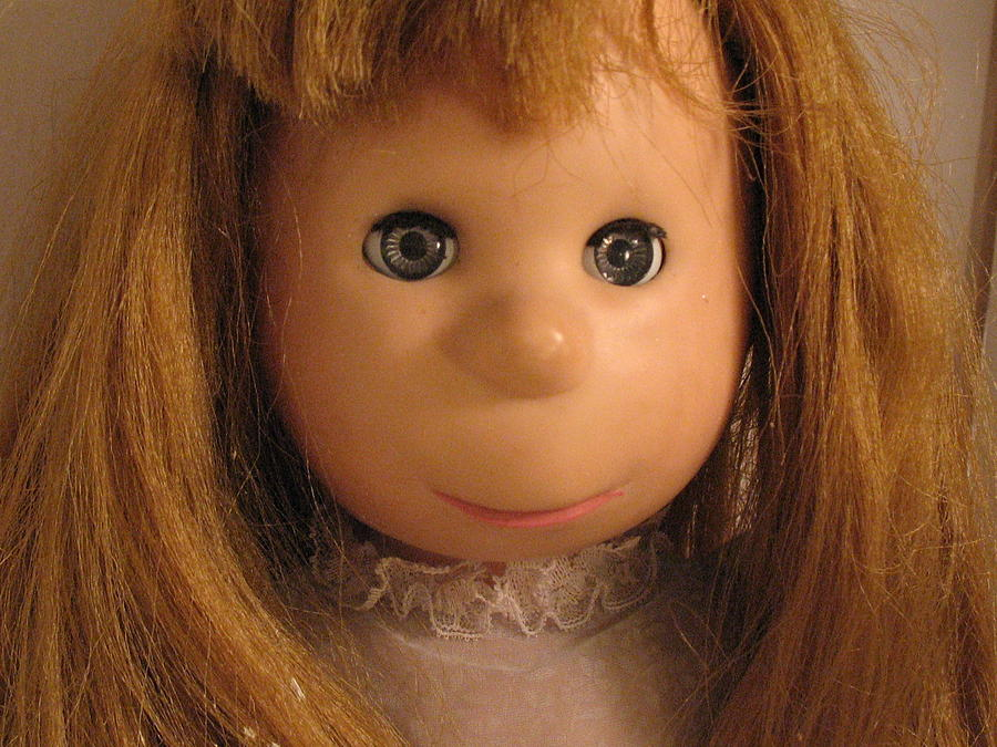 Doll Photograph - Poor Pitiful Pearl by Susie DeZarn