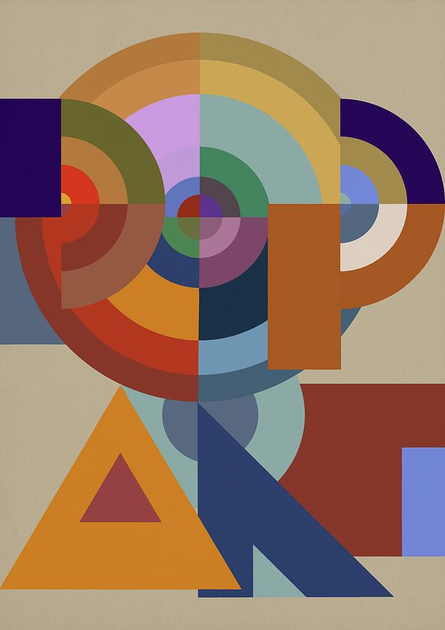 Arte Bauhaus Serie