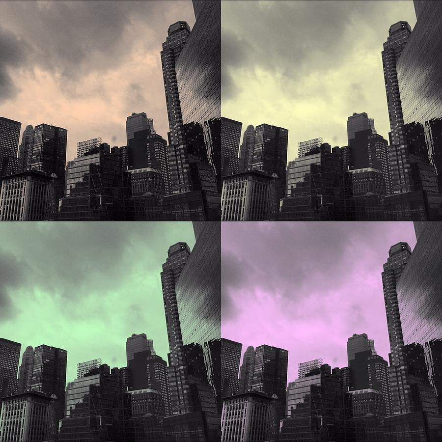 New York Photograph - Pop City 2 by Joseph Mari