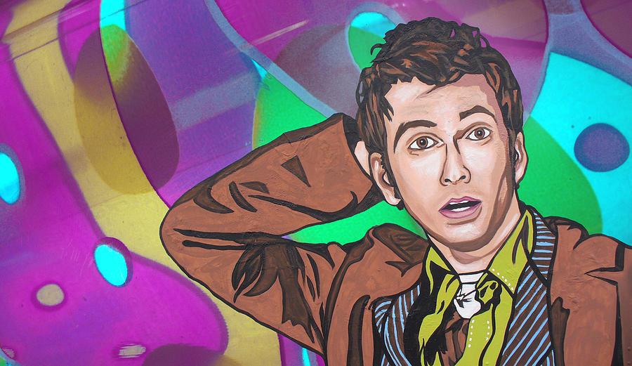 Pop Who Digital Art by Sarah Crumpler