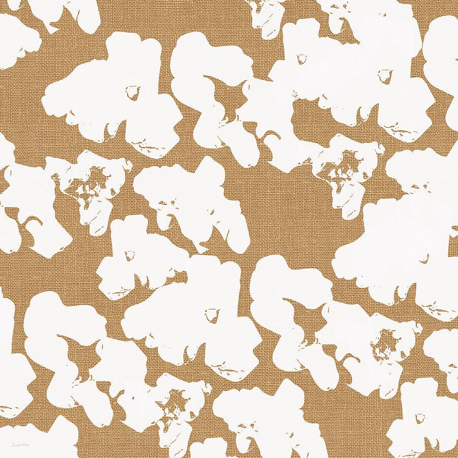 Popcorn Mixed Media - Popcorn- Art By Linda Woods by Linda Woods