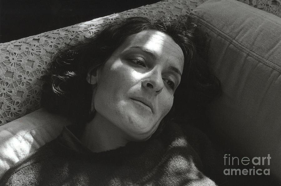 Portrait Photograph - Popi by Andrea Simon