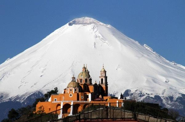Popocatépet, de las razones por las que decimos qué chula es Puebla