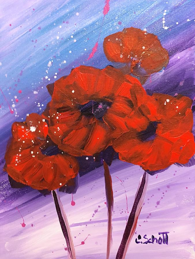 Poppies by Christina Schott
