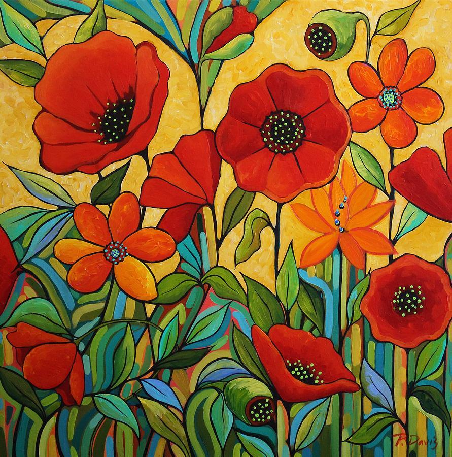 Poppy jungle