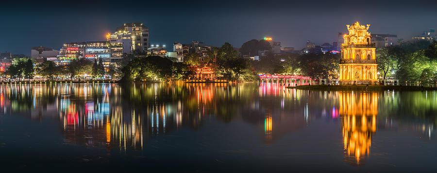 Картинки по запросу hanoi night