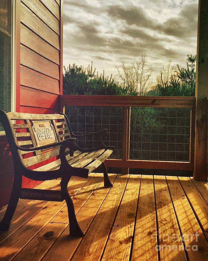 Porch Sittin' by Waverley Manson
