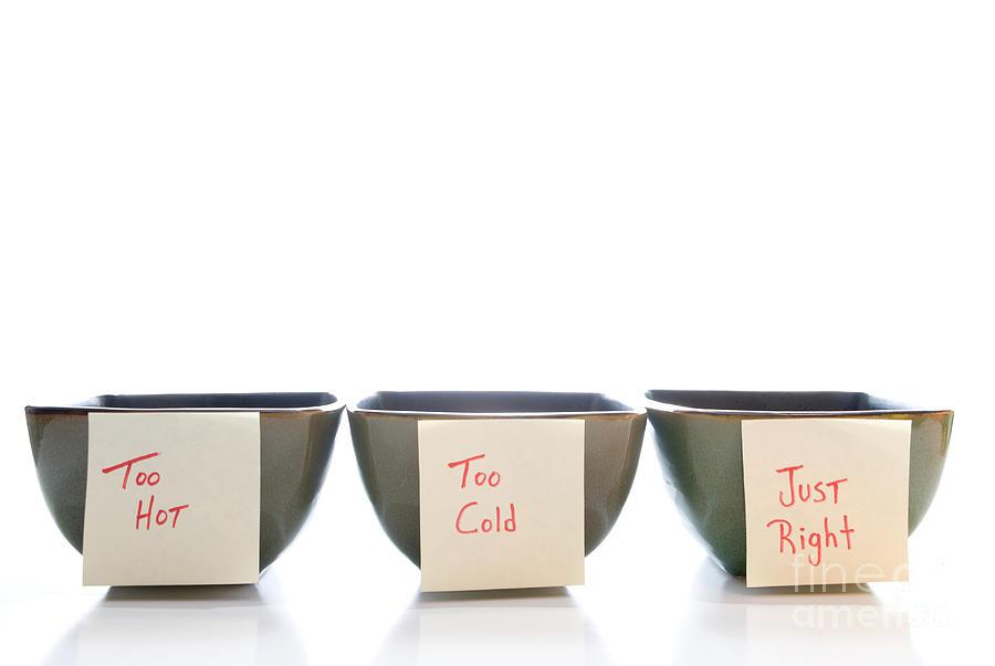 Soup Photograph - Porridge Bowls by Rob Byron