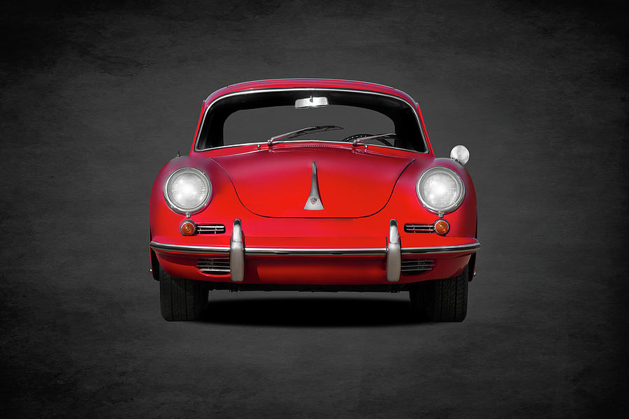 Porsche 356 Photograph By Mark Rogan