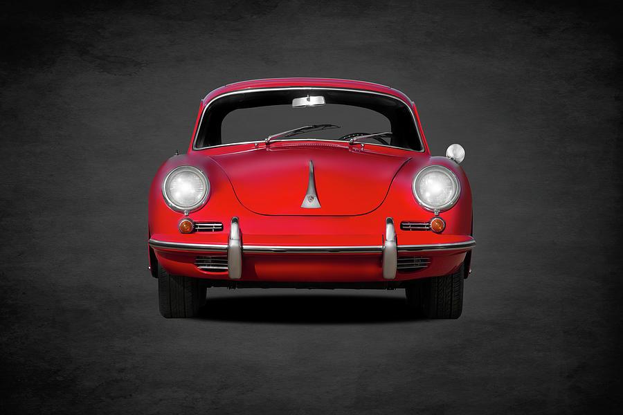 Porsche Photograph - The Classic 356 by Mark Rogan