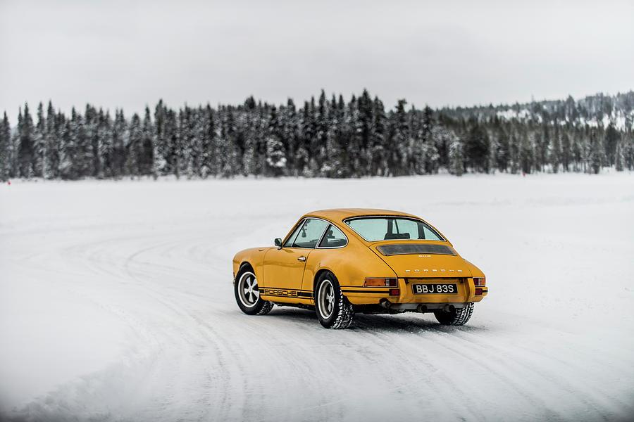 Porsche 911 Photograph - Porsche 911 by George Williams