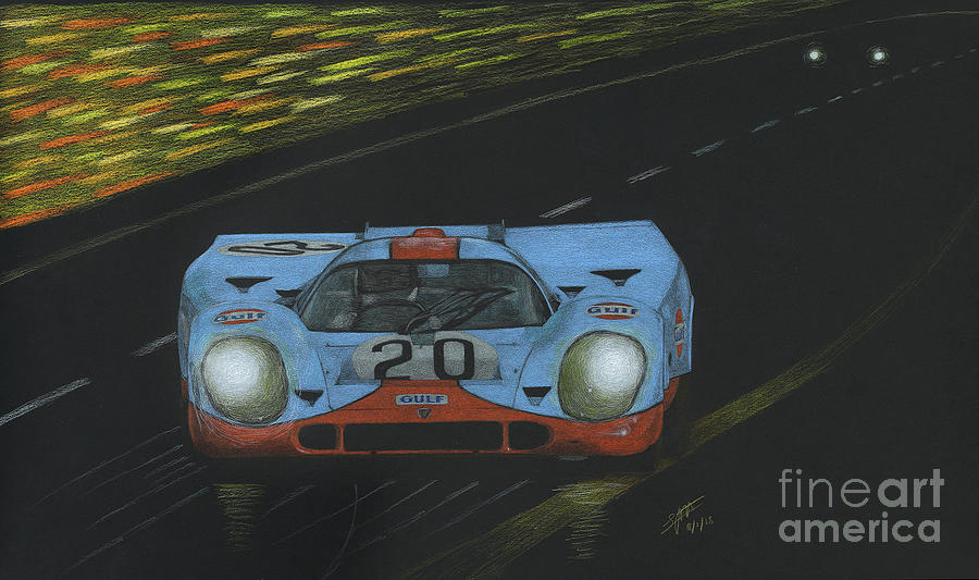 Porsche 917K 1970 by Lorenzo Benetton