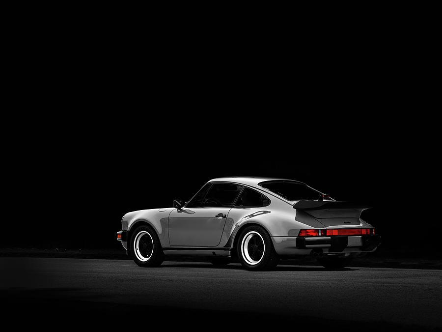 Porsche 930 Turbo 78 Photograph By Mark Rogan