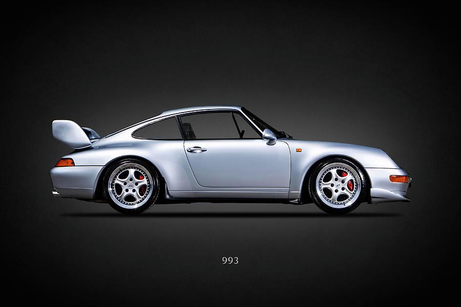 Porsche 993 Photograph - Porsche 993 by Mark Rogan