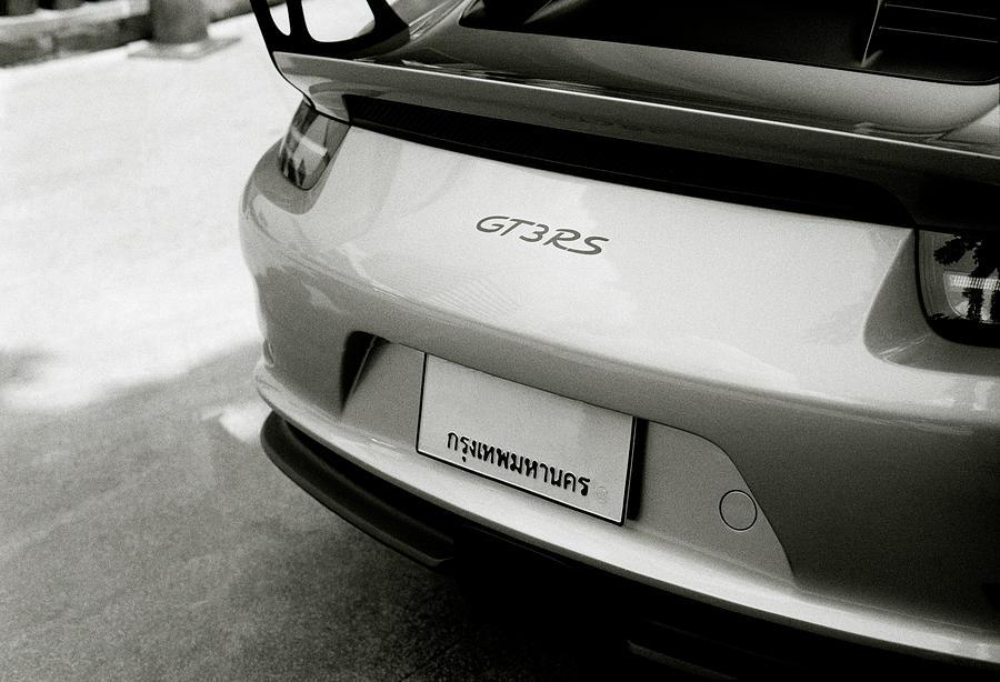 Porsche GT3RS  by Shaun Higson