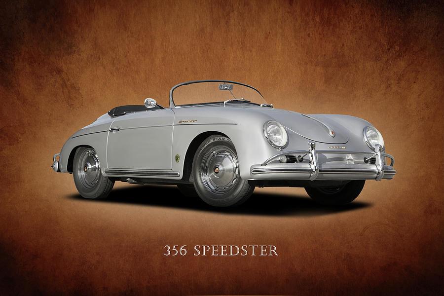Porsche Speedster Photograph - Porsche Speedster by Mark Rogan