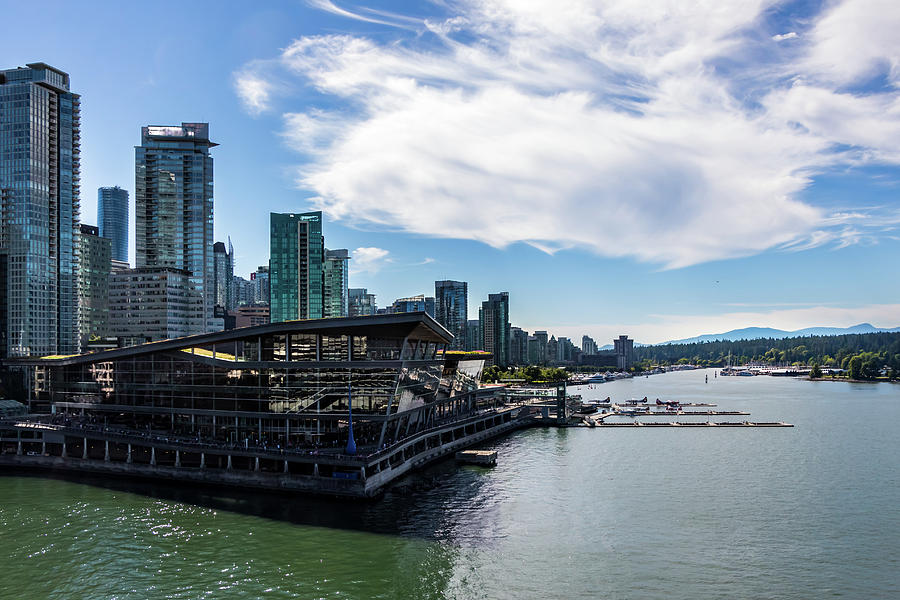 Port of Vancouver by Ed Clark