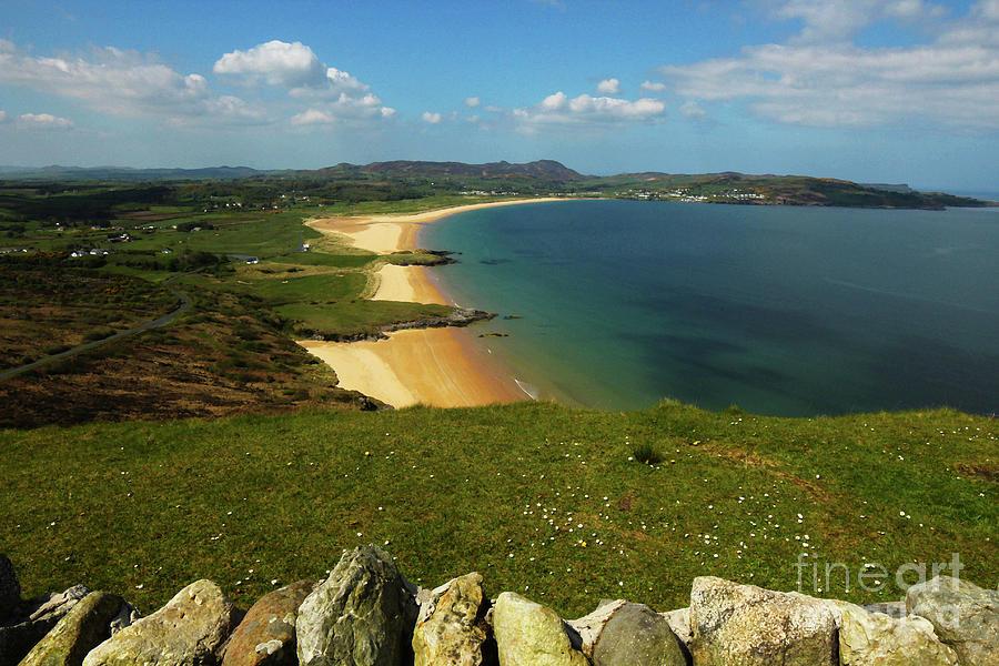Portsalon Donegal Ireland by Eddie Barron