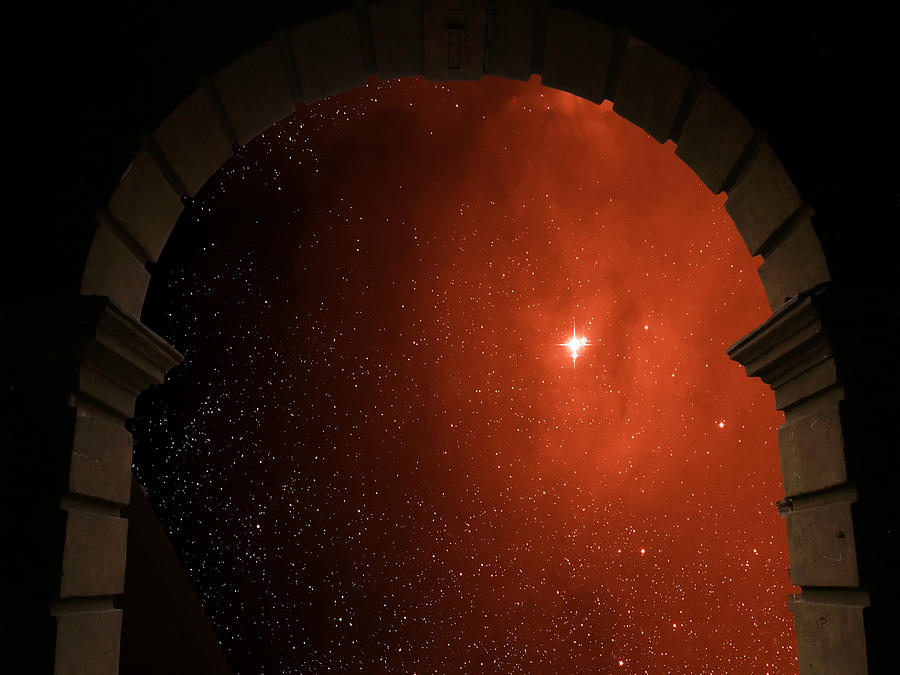 Italy Photograph - Portal To Ophiuchus  by Jim DeLillo