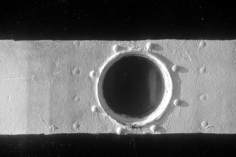 Porthole Photograph - Porthole by David Lee Thompson