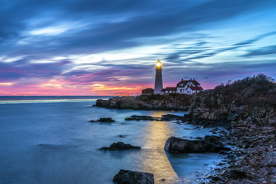 Portland Head Light by Bryan Xavier