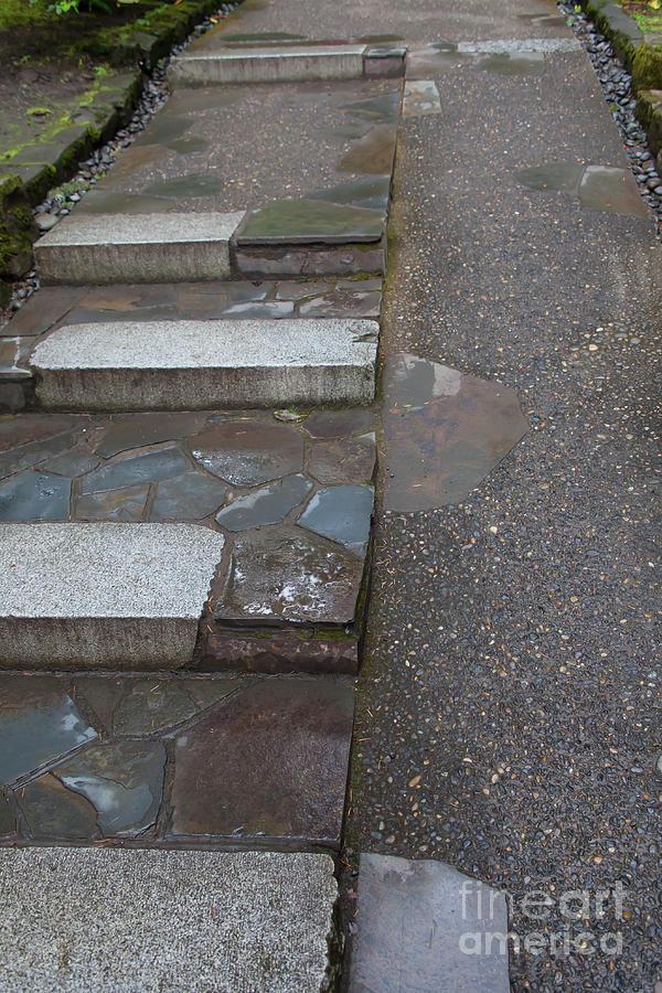 Portland Japanese Garden Minimalist Zen Stone Garden Path Art Portland  Oregon 5d3727