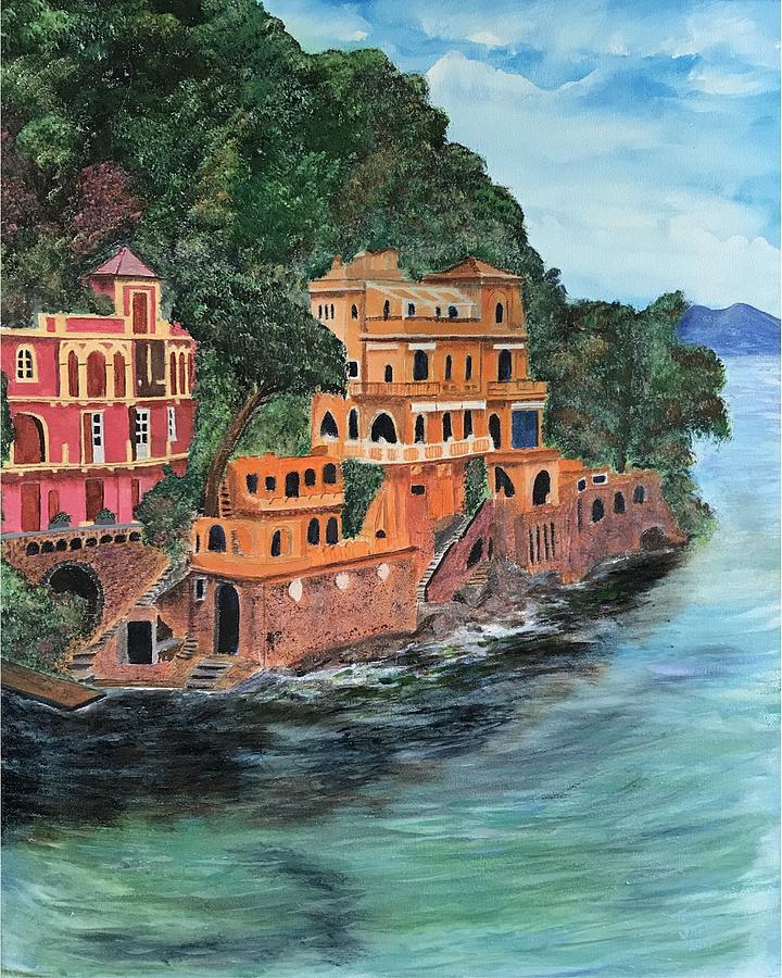 Porto Fino by Tony Rodriguez