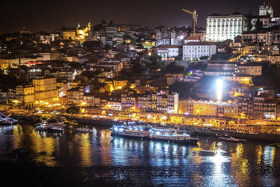Porto Photograph - Porto, Portugal by Chantelle Flores