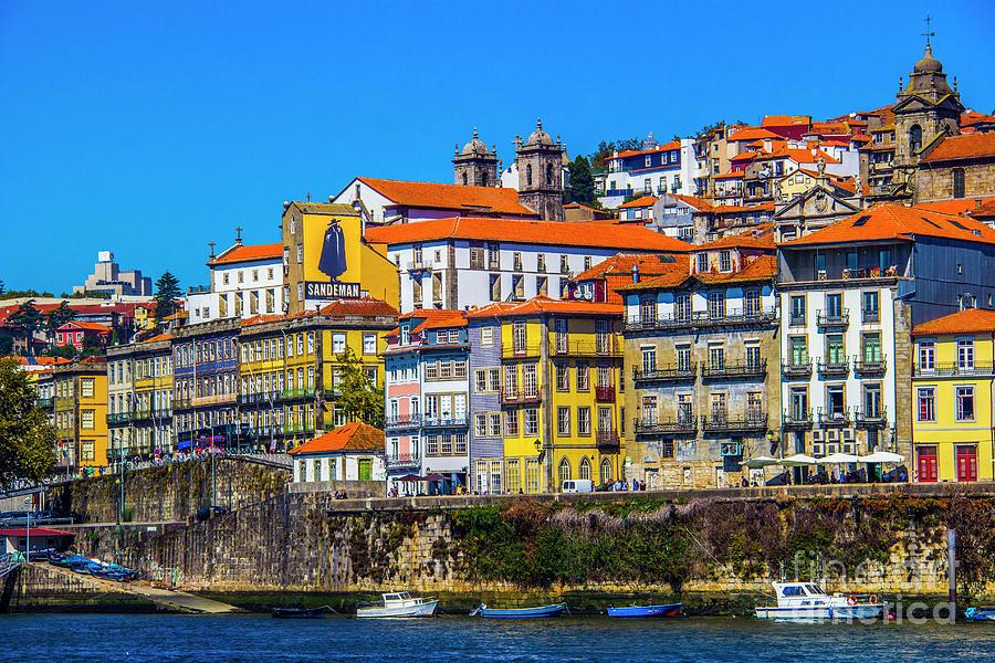 Porto Photograph - Porto Rising by Roberta Bragan