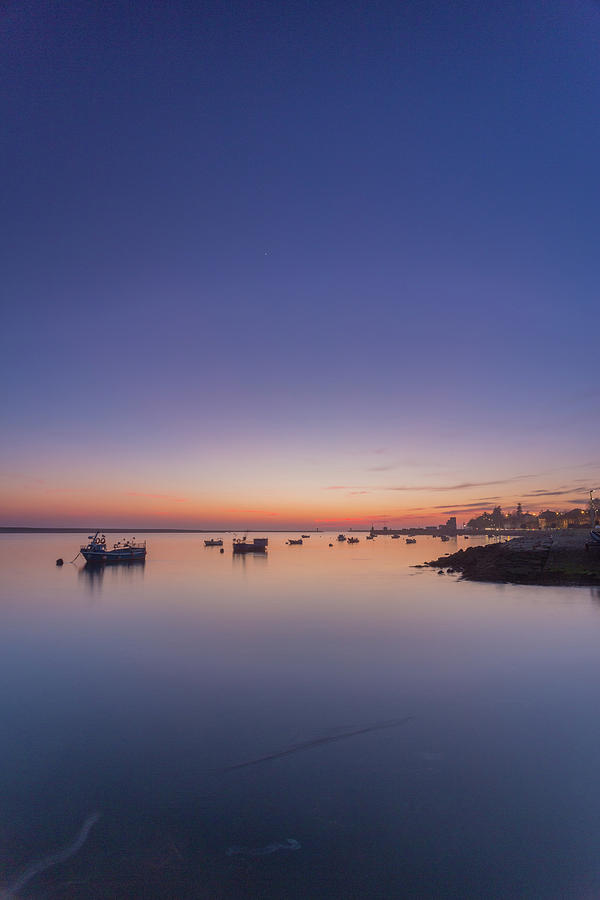Porto Photograph - Porto Sunset 2 by Bruno Rosa