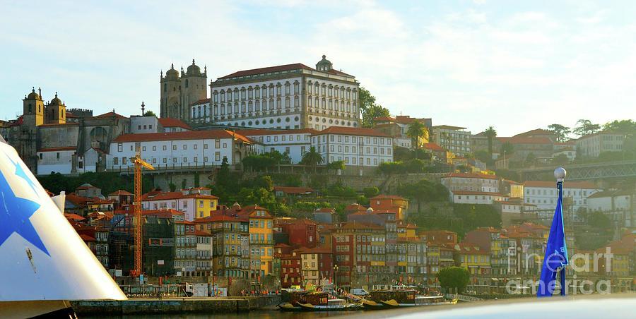 Porto Photograph - Porto by Victoria Cerqueira