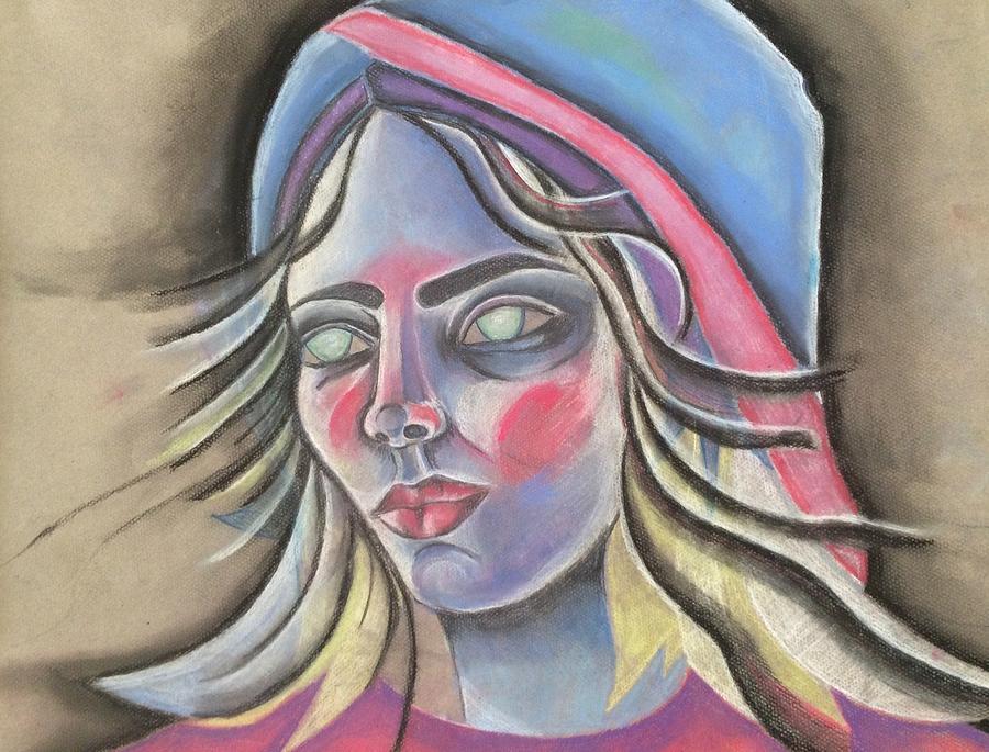 Portrait Painting - Portrait by Katie McGuire