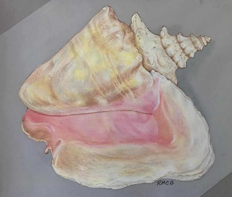 Portrait of a Conch by Rose Mary Gates