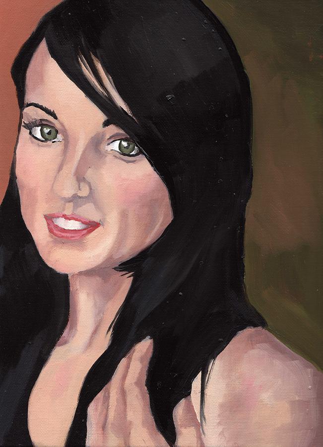 Portrait of Jessa by Stephen Panoushek