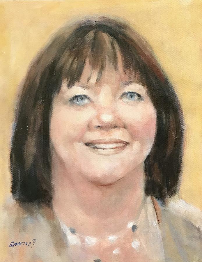 Portrait of JoAnn by Synnove Pettersen
