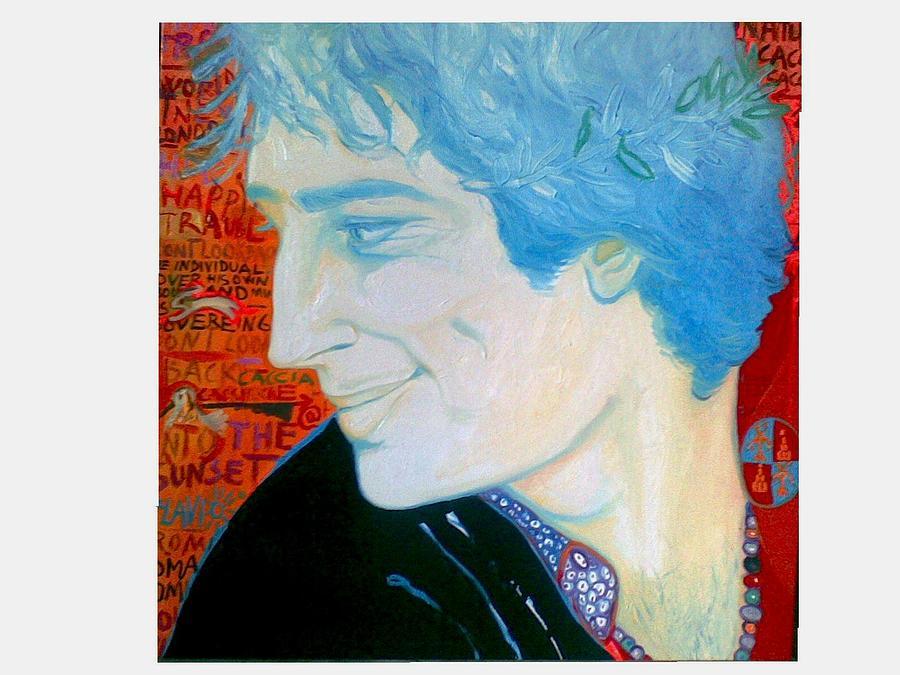 Portrait Of Prince Flavio Chigi Painting by Beatrice Feo Filangeri