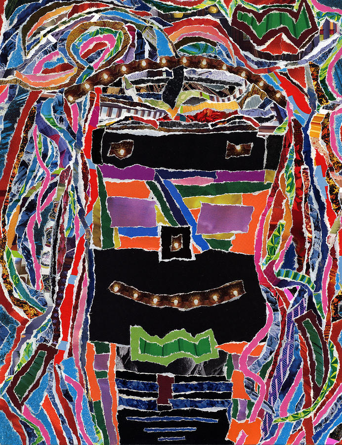 portrait of who   U  Me       or      someone U see  Photograph by Kenneth James