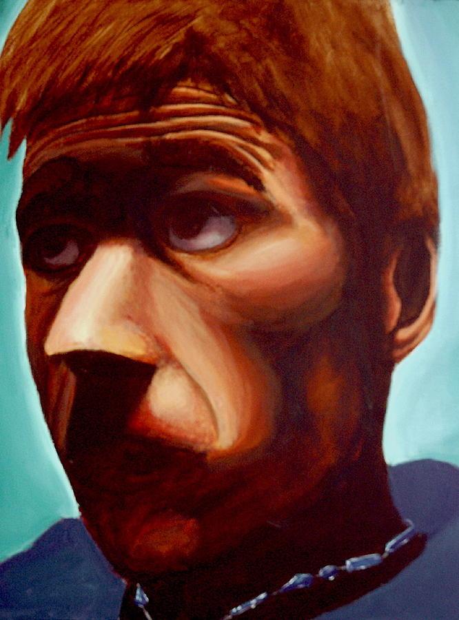 Portrait Painting - Portrait by Robert  Nugent