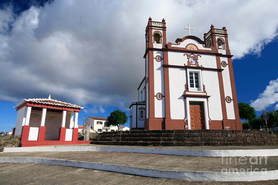 Architecture Photograph - Portuguese Church by Gaspar Avila