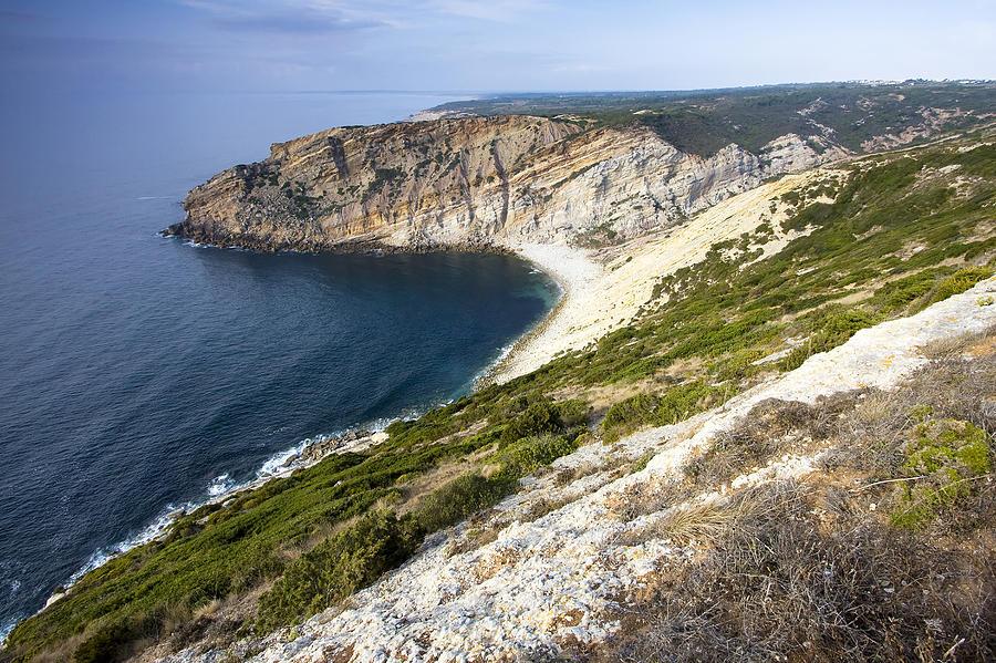 Portuguese Photograph - Portuguese Coast by Andre Goncalves