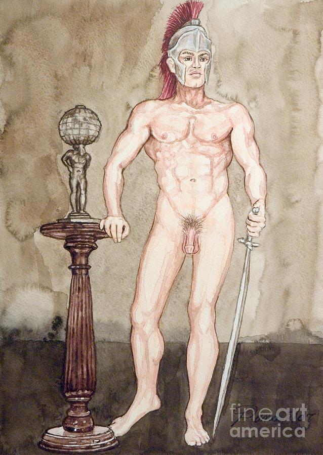 Naked spartan vagina head