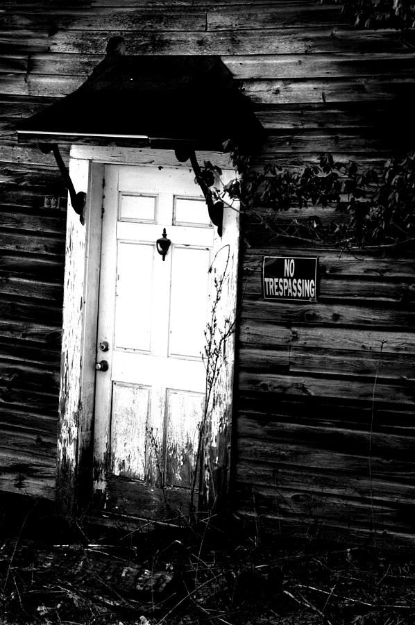 Old Door Photograph - Posted by Emily Stauring