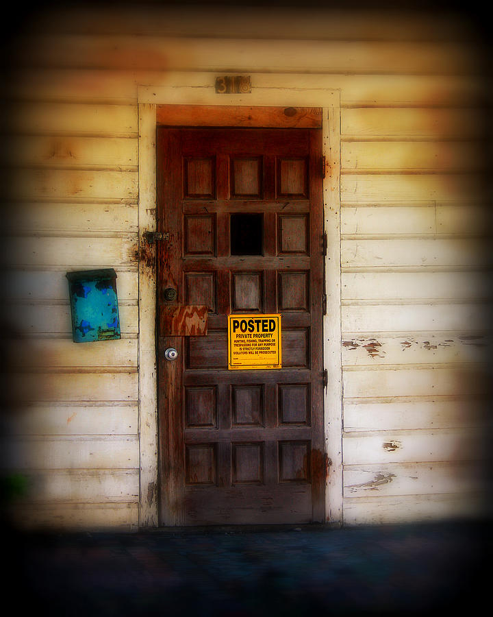 Door Photograph - Posted by Perry Webster