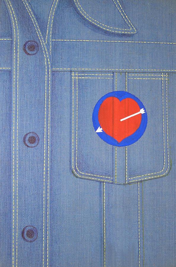 Poster Painting - Poster - Love by Nandan Nagwekar